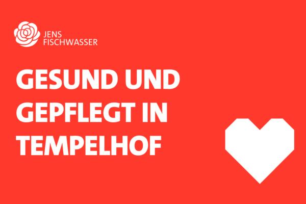 Gesund und gepflegt in Tempelhof